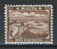 Malta SG 45a, Mi 24 * - Malta