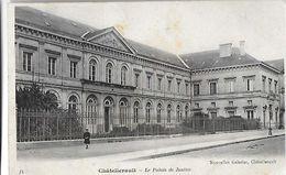 86 - CHATELLERAULT    -  Le Palais De Justice     N - Chatellerault