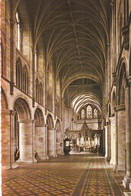 Postcard The Knave Hereford Cathedral My Ref  B22528 - Herefordshire