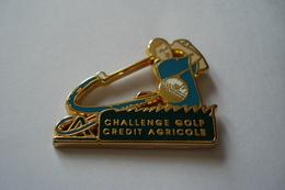20180405-1589 CHALLENGE GOLF CREDIT AGRICOLE – Signé DECAT PARIS - Golf