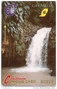 *GRENADA - 3CGRA* - Scheda Usata - Grenada