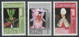 Mtx0531 CARNAVAL CARNIVAL COSTUMES CACTUS HAT NEDERLANDSE ANTILLEN 1977 PF/MNH VANAF1EURO - Carnaval