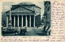 ROME Pantéon - Panthéon