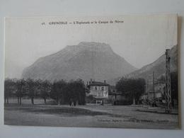 ISERE Grenoble L'Esplanade Et Le Casque De Néron - Grenoble