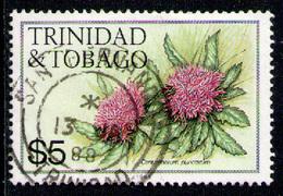 TRINIDAD & TOBAGO 1985 - From Set Used - Trinidad & Tobago (1962-...)