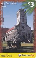 TARJETA DE LAS FIJI DE HOLY CROSS WAIRIKI - TAVEUNI - Fiji