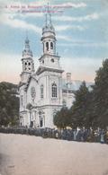 Sainte-Anne-de-Beaupré Québec Canada - Shrine Pilgrimage Procession Religion - 2 Scans - Ste. Anne De Beaupré
