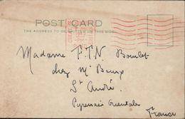 World War II Guerre 40 Opération Dynamo Militaire Français évacué Dunkerque FM Reigate Redhill Paid Great Britain 1940 - Marcophilie