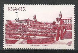 South Africa 1982. Scott #601 (U) Uniegebou, Pretoria * - Afrique Du Sud (1961-...)