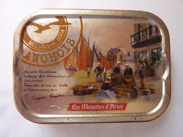 Boite Anchois - Les Mouettes D'Arvor - Other Collections