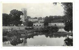 Inghilterra Oxford Magdalen College Viaggiata - Oxford
