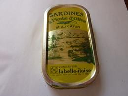 Sardines à L'huile D'olive Et Au Citron - La Belle Iloise - Other Collections