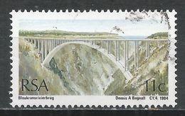 South Africa 1984. Scott #634 (U) Bloukrans River Bridge * - Afrique Du Sud (1961-...)