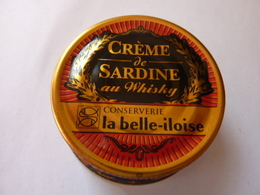 Crème De Sardine Au Whisky - La Belle Iloise - Other Collections