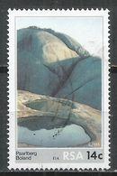 South Africa 1986. Scott #678 (U) Pearl Mountain * - Afrique Du Sud (1961-...)