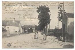 CRIMOLOIS - Route De Dijon - France