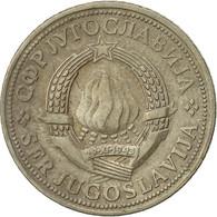 Monnaie, Yougoslavie, 2 Dinara, 1977, TTB, Copper-Nickel-Zinc, KM:57 - Joegoslavië
