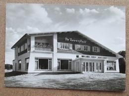 (J796) - Brasserie-dancing De Toverfluit - Turnhoutsebaan 7 Halle (Kempen) - Draaitoneel - Orkest - Zoersel