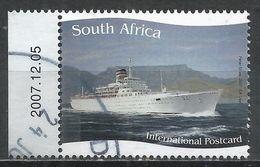 South Africa 2007. Scott #1376c (U) Union Castle Line Ships, Sa Vaal * - Afrique Du Sud (1961-...)