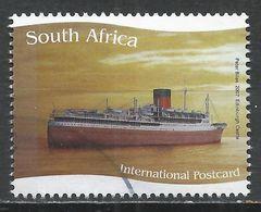 South Africa 2007. Scott #1376d (U) Union Castle Line Ships, Edinburgh Castle * - Afrique Du Sud (1961-...)
