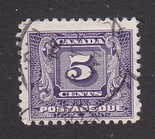 Canada, Scott #J9, Used, Postage Due, Issued 1930 - Port Dû (Taxe)
