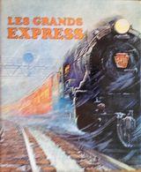 Les Grands Express Bryan MORGAN - Livres, BD, Revues