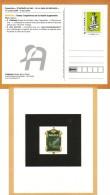 PAP Entier Musée De La Poste, D´ Hermès Au SMS, Boite à Lettre, Statue Du Dieu Au Musée Du Vatican, Enveloppe - Entiers Postaux