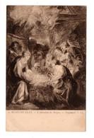 """ART . TABLEAU . FRAGONARD . """" L'ADORATION DES BERGERS """" . MUSÉE DE LILLE - Réf. N°9336 - - Peintures & Tableaux"""