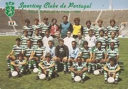 Lisboa - Sporting Clube De Portugal (Autografado) (Autographed) Estadio Alvalade Futebol Football Stadium Stade Stadio - Stadiums