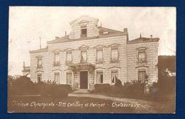 36. Châteauroux. Carte-photo. Clinique Chirurgicale Des Docteurs Cotillon Et Périnet ( Fondée En 1920). 1922 - Chateauroux