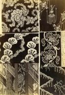 France Photographie Albumine Etoffes Anciennes Par Armand Guerinet Vers 1880 #19 - Photographs