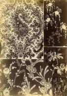 France Photographie Albumine Etoffes Anciennes Par Armand Guerinet Vers 1880 #18 - Photographs