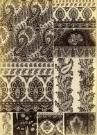 France Photographie Albumine Etoffes Anciennes Par Armand Guerinet Vers 1880 #16 - Photographs
