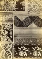 France Photographie Albumine Etoffes Anciennes Par Armand Guerinet Vers 1880 #10 - Photographs
