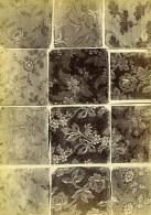 France Photographie Albumine Etoffes Anciennes Par Armand Guerinet Vers 1880 #8 - Photographs