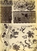 France Photographie Albumine Etoffes Anciennes Par Armand Guerinet Vers 1880 #1 - Photographs