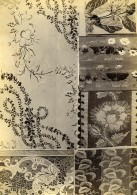 France Photographie Albumine Etoffes Anciennes Par Armand Guerinet Vers 1880 #3 - Photographs