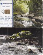 ROMANIA - Streamlet, 10/04, Sample(no CN) - Romania