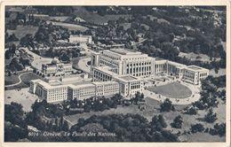 GENÈVE - LE PALAIS DES NATIONS - 29.IV.1941 - GE Ginevra