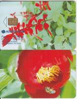 ROMANIA - Flower, 04/03, Sample(no CN) - Romania