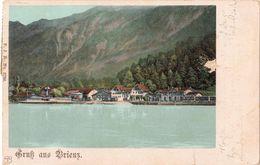 GRUß AUS BRIENZ - 4.IX.1900 - BE Berne