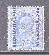 BECHUANALAND  PROTECTORATE 78  (o) - Bechuanaland (...-1966)