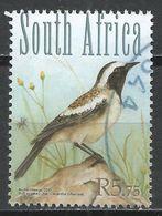South Africa 2010. Scott #1415b (U) Bird, Buff-streaked Chat * - Afrique Du Sud (1961-...)