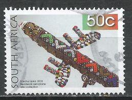 South Africa 2010. Scott #1423 (U) Beadwork, Airplane * - Afrique Du Sud (1961-...)