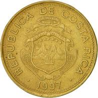 Costa Rica, 50 Colones, 1997, TB+, Laiton, KM:231 - Costa Rica