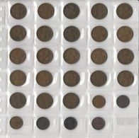 Portugal Complete Collection XX And 20 Centavos 1942-1974 - Kilowaar - Munten