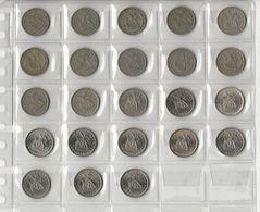 Portugal Collection 2 1/2 Escudos 1963-1985 Without Commemoratives - Monete & Banconote