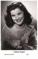 DEBRA PAGET - Film Star Pin Up PHOTO POSTCARD - 70-4 Swiftsure Postcard - Unclassified