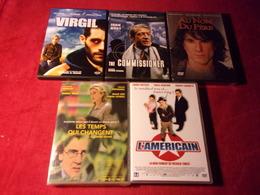 PROMO  DVD ° REF  253 ° LE LOT DE 5 FILMD  DVD POUR 20 EUROS °°° - Action, Adventure