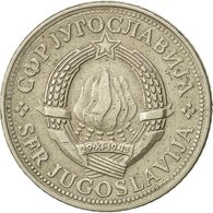 Monnaie, Yougoslavie, 2 Dinara, 1980, TTB, Copper-Nickel-Zinc, KM:57 - Yugoslavia